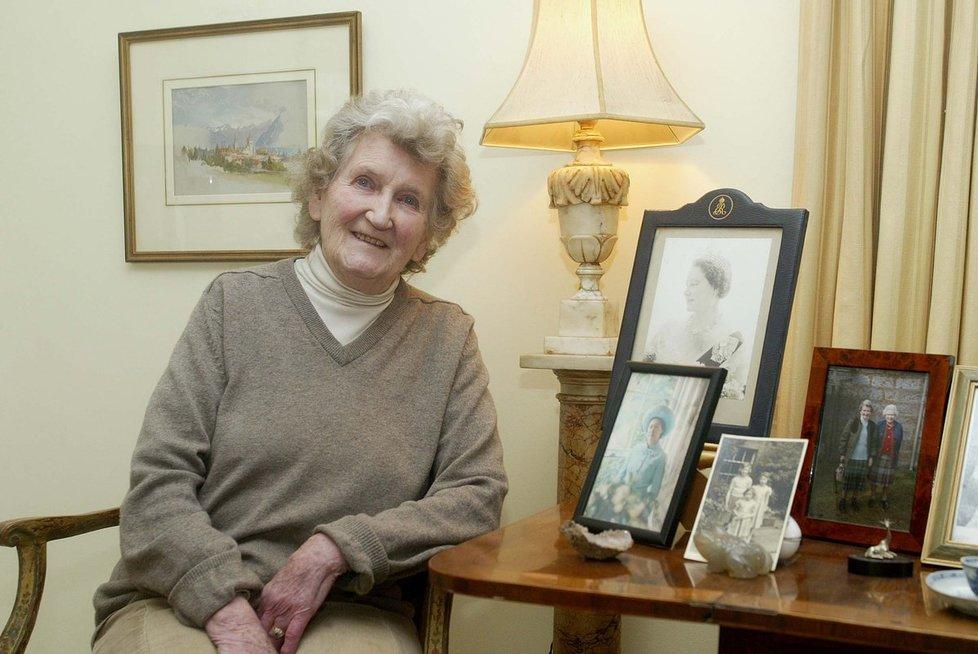 Margaret Rhodes (nuotr. Vida Press)
