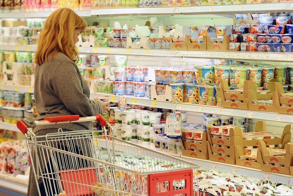 Apsipirkinėjimas (nuotr. Fotodiena.lt)