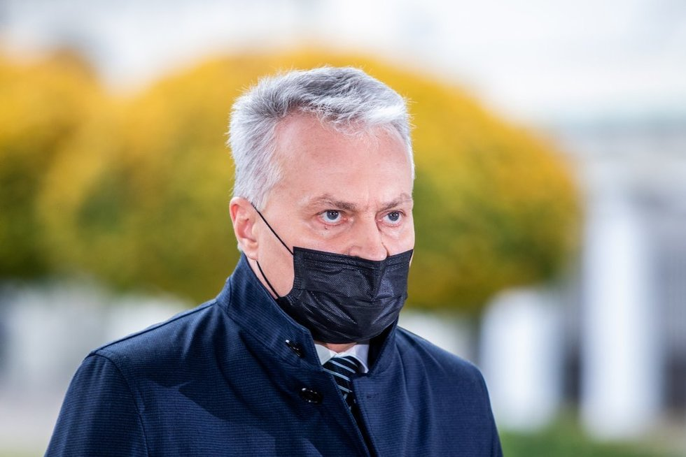 Gitanas Nausėda (Irmantas Gelūnas/Fotobankas)