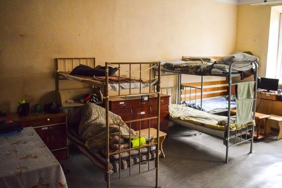 Nuteistųjų gyvenimo sąlygos Pravieniškių pataisos namuose-atvirojoje kolonijoje