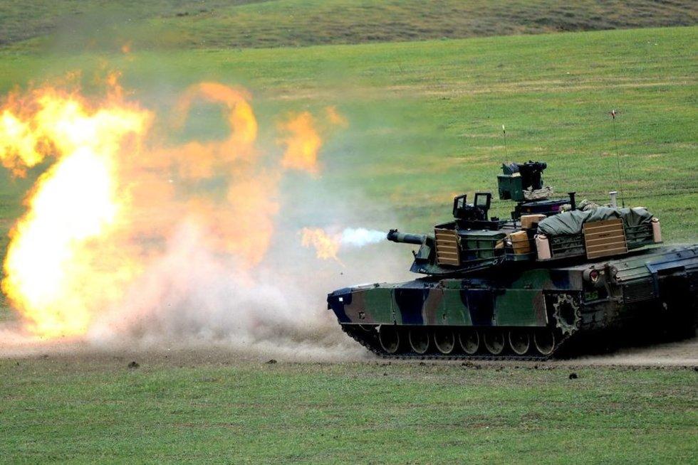 Gynybos ekspertai skambina pavojaus varpais dėl Lietuvos (nuotr. SCANPIX)