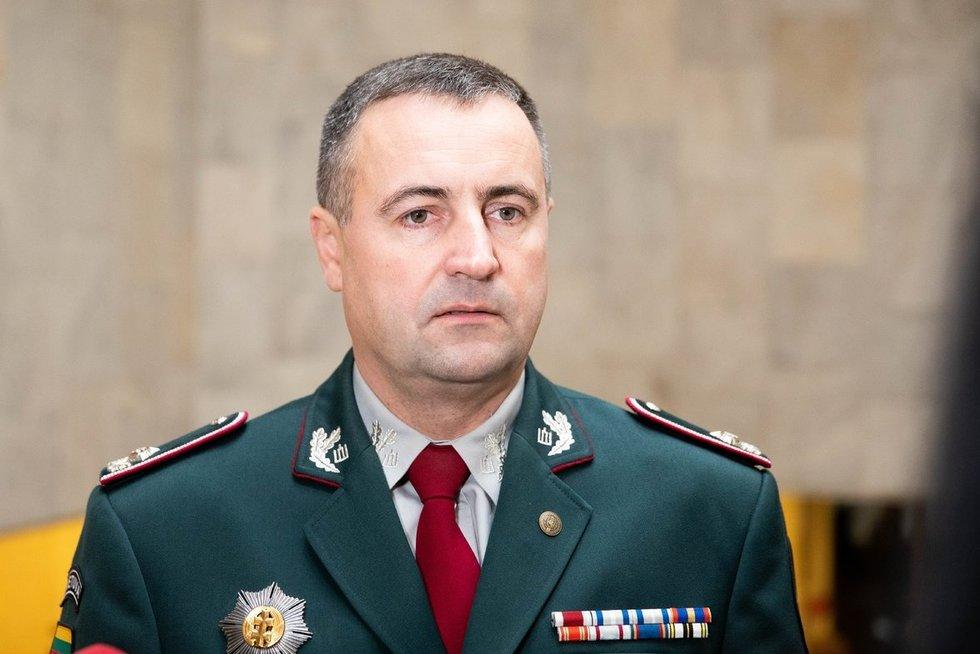 Renatas Požėla  (Fotobankas)