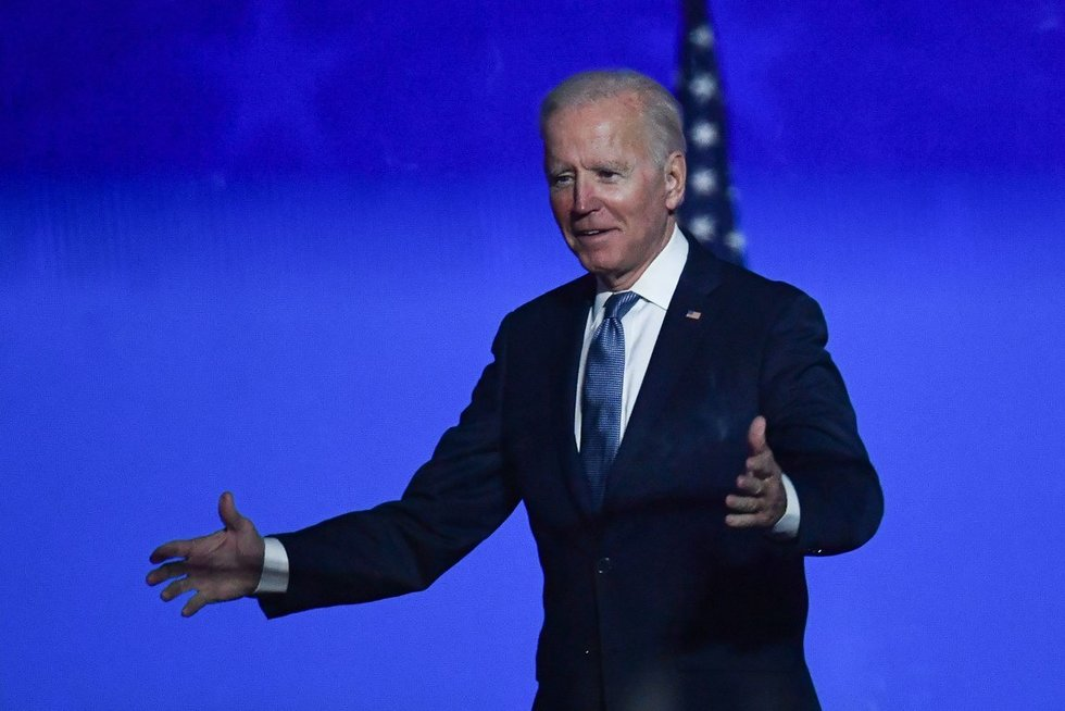Joe Biden (nuotr. SCANPIX)