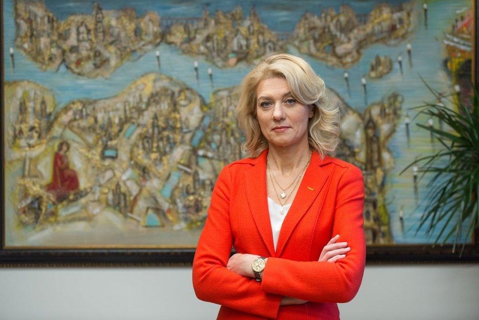 prof. Sonata Jarmalaitė ( nuotr. autorių)
