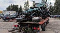 Švenčionyse žuvo du Baltarusijos piliečiai: galimai buvę kontrabandininkais nuotr. Broniaus Jablonsko