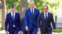 Išrinktasis prezidentas Gitanas Nausėda turės tris asmeninius gydytojus (Irmantas Gelūnas/Fotobankas)