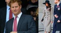 Princas Harry ir Meghan Markle (tv3.lt fotomontažas)