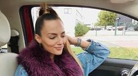 Simona Burbaitė (nuotr. Instagram)