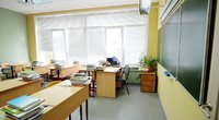 Mokyklos klasė (nuotr. Fotolia.com)