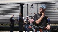 Stoties darbuotojai matė kūnus kraunamus į vagoną-šaldytuvą (nuotr. SCANPIX)