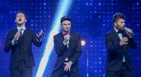 """Pirmoji nacionalinės """"Eurovizijos"""" atranka (nuotr. Fotodiena.lt)"""