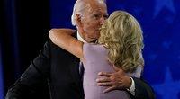 Jill Biden ir Joe Biden (nuotr. SCANPIX)