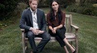 Princas Harry ir Meghan Markle (nuotr. stop kadras)