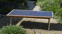 Stalas iš saulės baterijų (nuotr. Gamintojo)