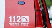 Bendrosios pagalbos telefono numeris (nuotr. Fotodiena.lt/Karolio Kavolėlio)