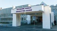 Respublikinė Vilniaus universitetinė ligoninė (nuotr. Tv3.lt/Ruslano Kondratjevo)