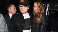 Ed Sheeran ir Cherry Seaborn (nuotr. Vida Press)