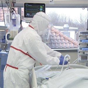 Išlaidos koronavirusui ligoninėse muša rekordus: gyvybei išgelbėti – 134 tūkst. eurų