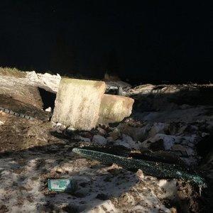 Kelmės rajone žuvo jaunas vairuotojas: vengė stirnos, trenkėsi į betoninę kliūtį