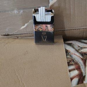 Neįtikėtinas radinys: tarp silkių paslėpė 1,5 mln. vertės kontrabandinių rūkalų