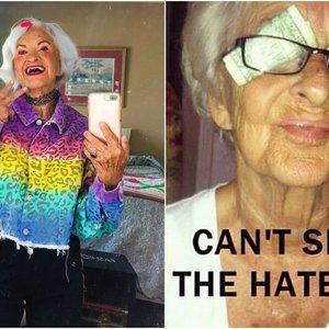"""Močiutė influencerė, kuri užkariauja """"Instagram"""": 92 metų senjorė uždirba tūkstančius ir pavergia visų širdis"""
