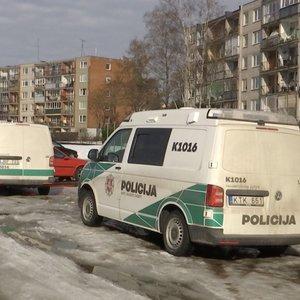 Kraupus radinys Nemuno pakrantėje Kaune: įtaria benamius
