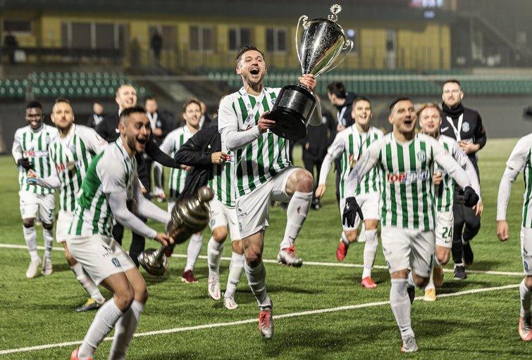 2020-ųjų Optibet Lietuvos futbolo apdovanojimai