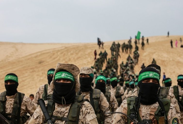 Hamas (nuotr. SCANPIX)