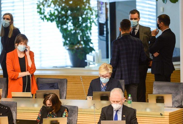 Seimas(nuotr. Fotodiena/Justinas Auškelis)