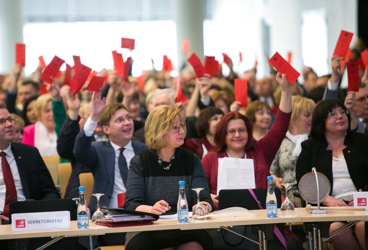 Socialdemokratai (nuotr. BFL / A. Ufartas)
