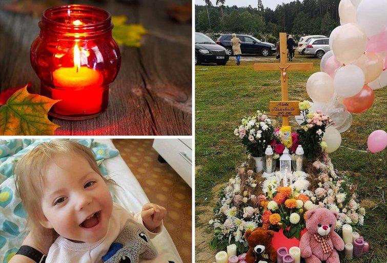 Adelytės mirtis sujaudino tūkstančius: ašaras braukia ir svetimi