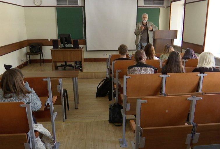 Universitetas (nuotr. stop kadras)