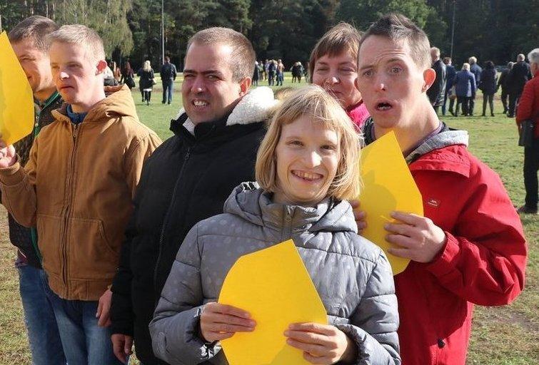 Vilniuje įsikurs pirmieji grupinio gyvenimo namai neįgaliems vaikams ir jauniems žmonėms iki 29 metų. Sigitos Inčiūrienės nuotr.