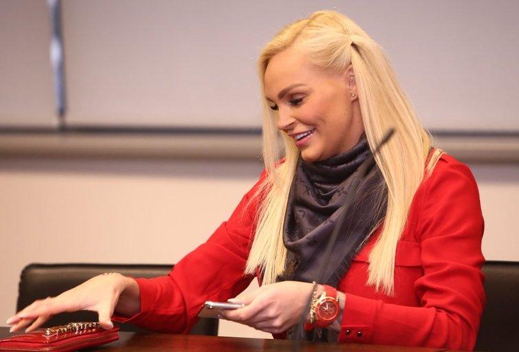 Bugavičiaus nužudymo byloje liudijusi Jakutienė patvirtino svarbų faktą (nuotr. Fotodiena.lt)