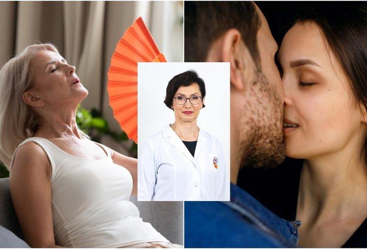 Menopauzė  (tv3.lt fotomontažas)