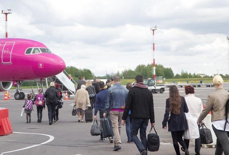 Migracija (nuotr. Tv3.lt/Ruslano Kondratjevo)