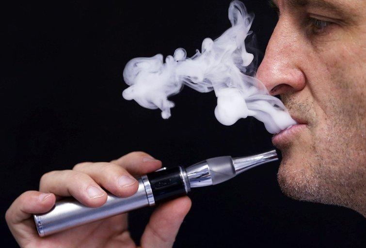 Elektroninės cigaretės (nuotr. SCANPIX)