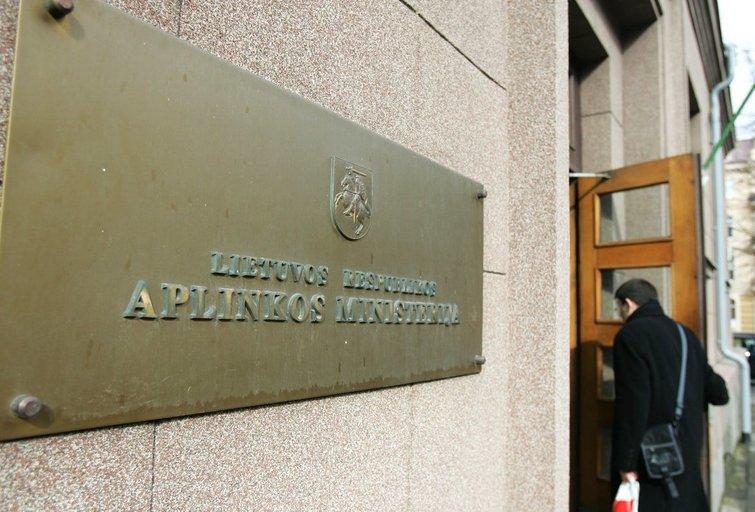 Aplinkos apsaugos ministerija (nuotr. Fotodiena.lt)