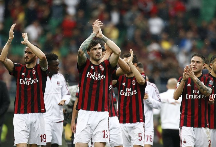 """AC """"Milan"""" sulaukė griežtos bausmės (nuotr. SCANPIX)"""