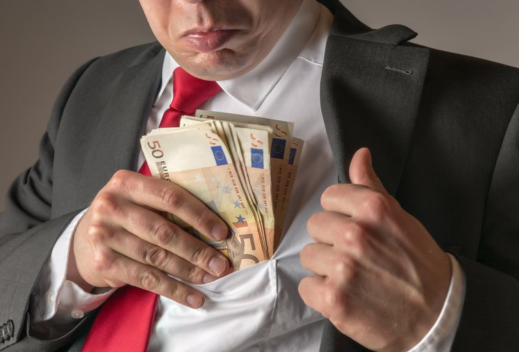 Politikų atlyginimai (nuotr. Fotolia.com)