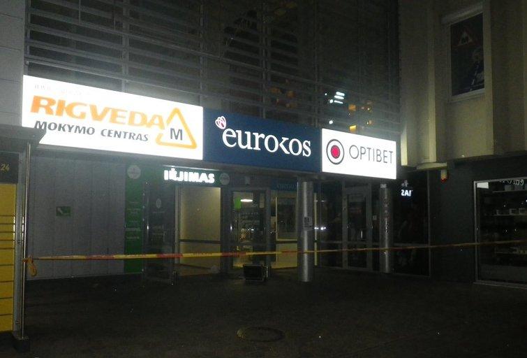 Nužudymas Vilniuje (nuotr. Policijos)