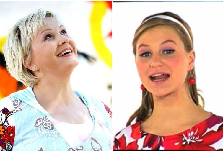 Neringa Čereškevičienė su dukra Kotryna (tv3.lt fotomontažas)