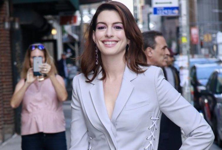 Anne Hathaway (nuotr. SCANPIX)