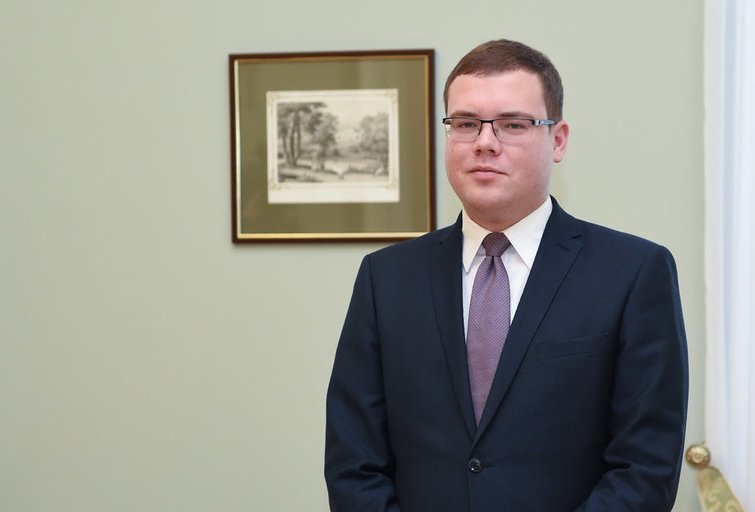 Prezidentė susitiko su kandidatu į teisingumo ministrus Juliumi Pagojumi (nuotr. Fotodiena.lt)