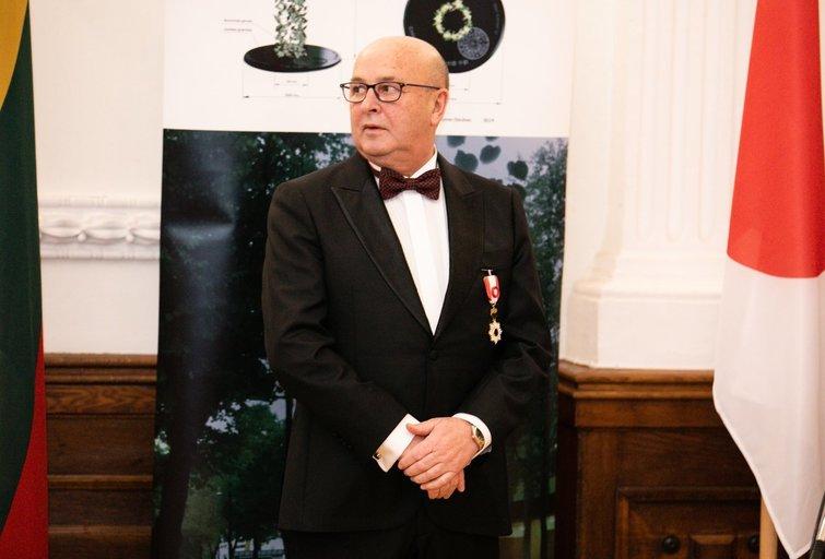 Visvaldas Matijošaitis (Teodoras Biliūnas/Fotobankas)