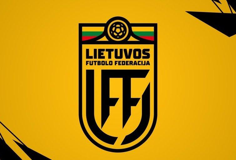 Naujas LFF logotipas (nuotr. LFF.lt)
