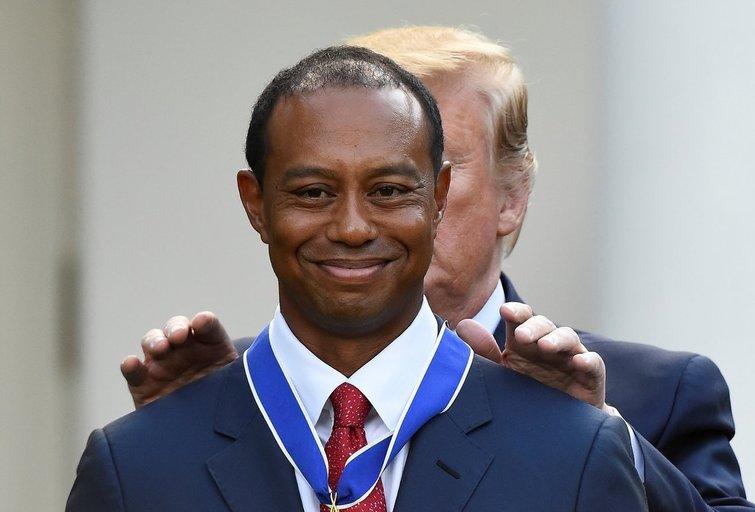 T. Woodsas (nuotr. SCANPIX)