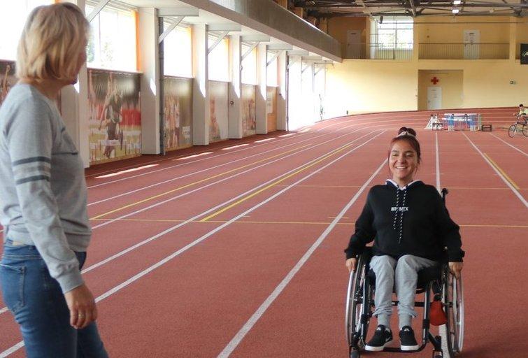 JT Neįgaliųjų teisių konvencija įsigaliojo 2008 m. Sigitos Inčiūrienės nuotr.