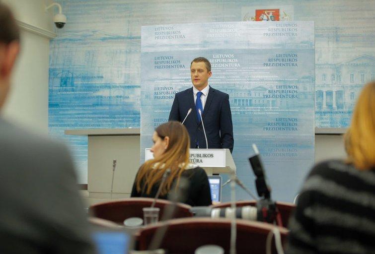 Kandidatas į energetikos ministrus: ministerijos panaikinimas nėra prioritetinis klausimas (nuotr. Fotodiena.lt)