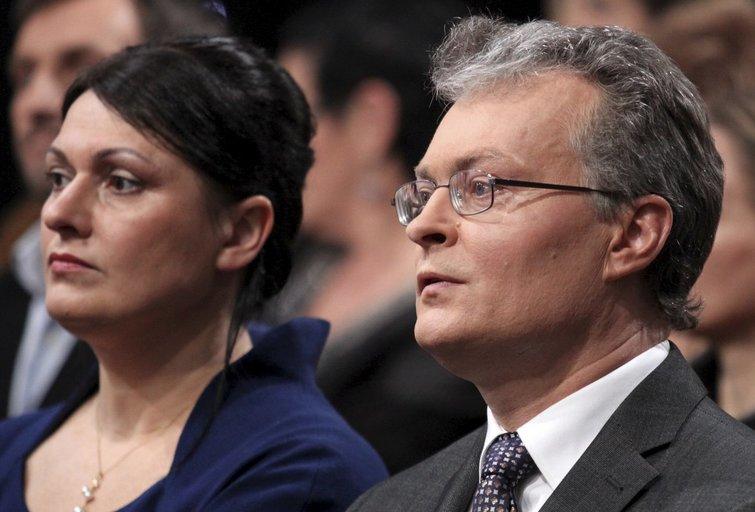 D. Nausėdienė ir G. Nausėda (Fotobankas)